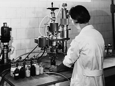 Il primo laboratorio