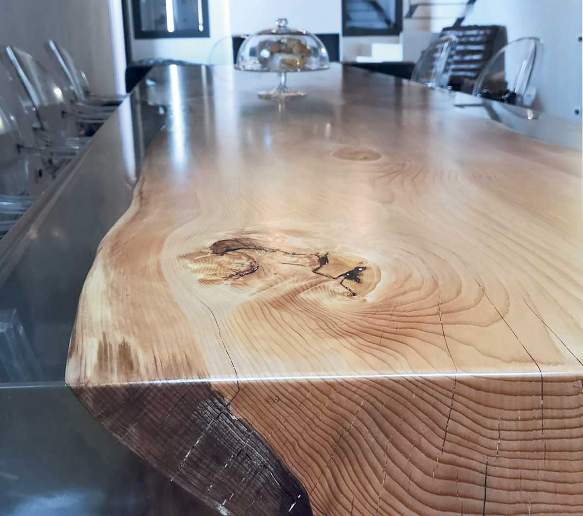 Epoxy Clear Coating For Wood And Other